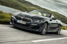 BMW 8 Series Convertible 850i 2019 first drive review - hero front