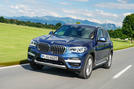 BMW X3 xDrive30e 2020 first drive review - hero front