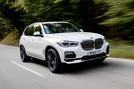 BMW X5 xDrive 45e 2019 UK first drive review - hero front