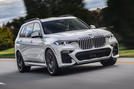 BMW X7 M50i 2020 first drive review - hero front