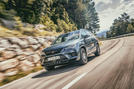 Cupra Ateca 2018 first drive review - hero front