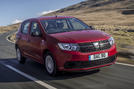 Dacia Sandero 2019 UK first drive review - hero front