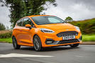 Ford Fiesta ST Performance 2019 first drive review - hero front