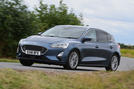Ford Focus 1.0 Titanium X 2018 UK first drive review hero front