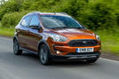 Ford Ka+ Active 2018 first drive review hero front