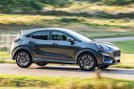 Ford Puma Vignale 2020 UK first drive review - hero front