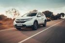 Honda CR-V hybrid 2019 first drive review - hero front