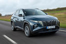 Hyundai Tucson 2020 UK first drive review - hero front