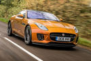 Jaguar F-Type MY2018 first drive review - hero front