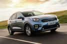 Kia Niro PHEV 2020 UK first drive review - hero front