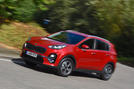 Kia Sportage 1.6 GDI '2' 2018 UK first drive hero front