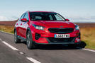 Kia Xceed 2020 UK first drive review - hero front