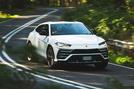 Lamborghini Urus 2018 UK first drive review hero front