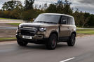 Land Rover Defender 90 P400 X 2020 UK first drive review - hero front