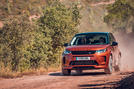Land Rover Discovery Sport 2019 first drive review - hero front