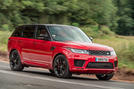 Land Rover Range Rover Sport HST 2019 UK first drive review - hero front