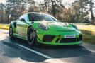 Manthey 911 GT3 RS MR 2020 first drive review - hero front