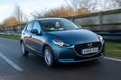 Mazda 2 Sport Nav 2020 UK first drive review - hero front
