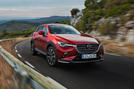 Mazda CX-3 2018 first drive review hero front