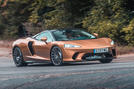 McLaren GT 2019 UK first drive review - hero front