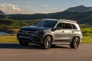 Mercedes-Benz GLS 400D 2019 first drive review - hero front