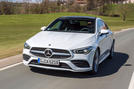 Mercedes-Benz CLA 2019 first drive review - hero front