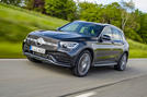 Mercedes-Benz GLC 300d 2019 first drive review - hero front