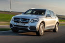 Mercedes-Benz GLC F-Cell 2018 first drive review - hero front