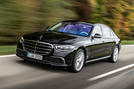 Mercedes-Benz S-Class S500 2020 first drive review - hero front