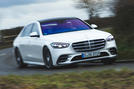 Mercedes S-Class S500 2020 (LHD) UK first drive review - hero front