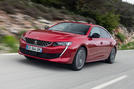 Peugeot 508 2018 review hero front