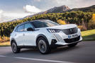 Peugeot e-2008 2020 first drive review - hero front