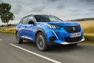 Peugeot e-2008 2020 UK first drive review - hero front