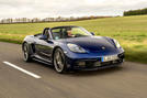 Porsche 718 Boxster GTS 4.0 PDK 2020 UK first drive review - hero front