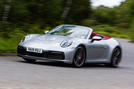 Porsche 911 Carrera 4S Cabriolet 2019 UK first drive review - hero front