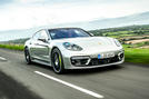 Porsche Panamera e-Hybrid 2020 UK first drive review - hero front