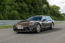 Porsche Panamera Turbo S Sport Turismo 2020 first drive review - hero front