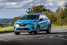 Renault Captur E-Tech PHEV 2020 UK first drive review - hero front