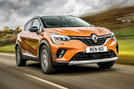 Renault Captur E-Tech PHEV RHD 2020 UK first drive review - hero front