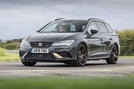 Seat Leon Cupra R ST Abt 2019 UK first drive review - hero front