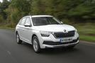 Skoda Kamiq 2019 UK first drive review - hero front
