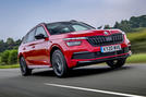 1 Skoda Kamiq Monte Carlo 2021 UK first drive hero front