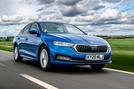 Skoda Octavia hatchback 2020 UK first drive review - hero front
