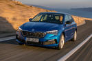 Skoda Scala 2019 first drive review - hero front