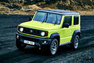 Suzuki Jimny 2018 first drive review hero front
