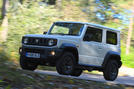Suzuki Jimny 2018 UK first drive review - hero front