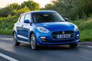 Suzuki Swift Attitude 2019 UK first drive review - hero front