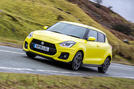 Suzuki Swift Sport 2018 review hero front
