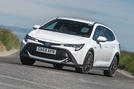 Toyota Corolla Trek 2020 UK first drive review - hero front