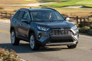 Toyota Rav4 XSE Hybrid 2018 first drive review - hero front